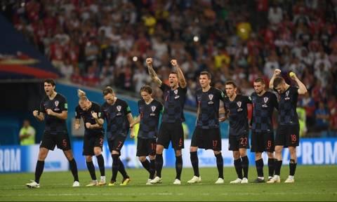 Μουντιάλ 2018: Πρόκριση - θρίλερ για την Κροατία και τώρα… Αγγλία!