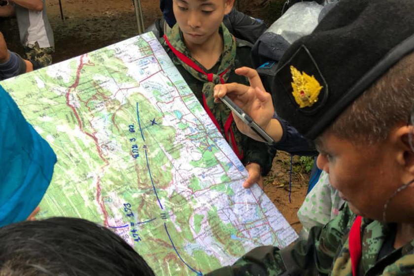 Ταϊλάνδη: Ξεκίνησε η επιχείρηση για τη διάσωση των 12 παιδιών και του προπονητή τους