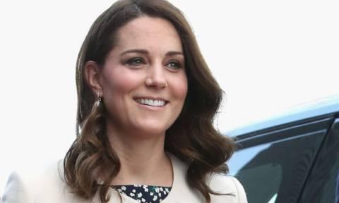 Σπάνιες φωτογραφίες από τη βάφτιση της Kate Middleton ήρθαν στη δημοσιότητα
