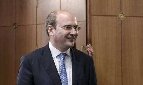 Κωστής Χατζηδάκης: Η Ελλάδα μπαίνει σε μια γυάλα μέχρι το 2021