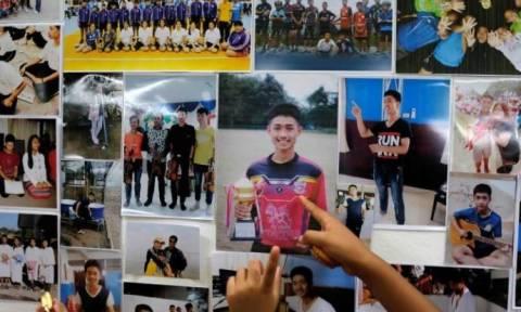 Ταϊλάνδη: Αυτό είναι το πρώτο παιδί που απεγκλωβίστηκε από τη σπηλιά (pic)