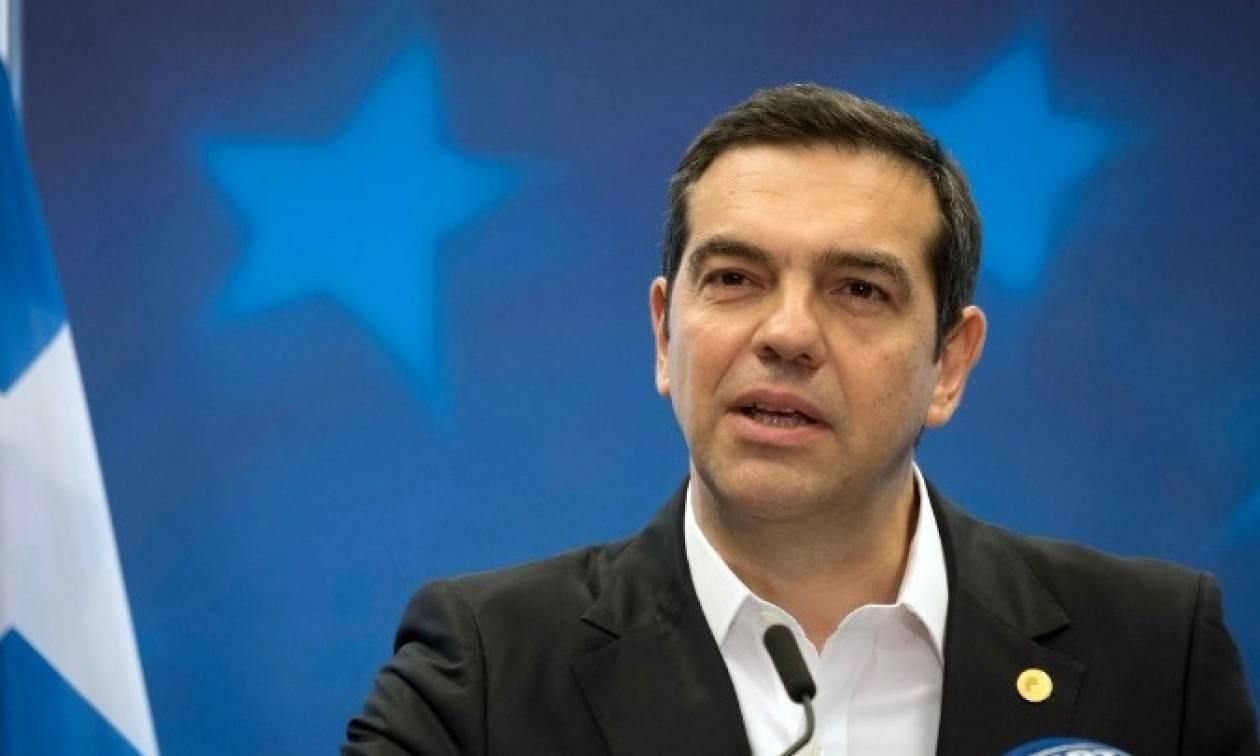 Εβδομάδα κρίσιμων επαφών για Τσίπρα: Πρώτος σταθμός η Θεσσαλονίκη