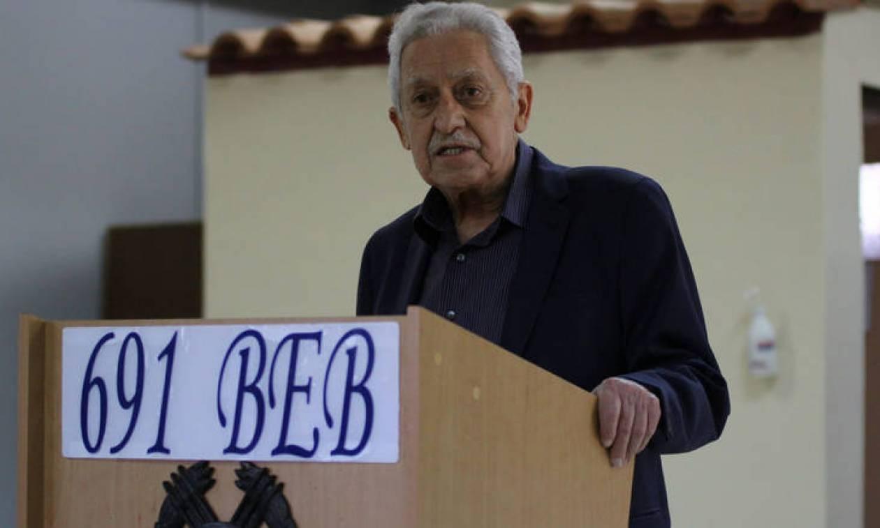Κουβέλης: Απαράδεκτη η πρόταση της Τουρκίας για ανταλλαγή των δύο Ελλήνων στρατιωτικών