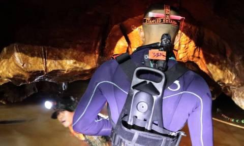 Ταϊλάνδη: Απεγκλωβίστηκε από τη σπηλιά το πέμπτο παιδί