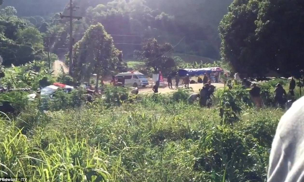 Ταϊλάνδη: Και έκτο παιδί απεγκλωβίστηκε από το σπήλαιο