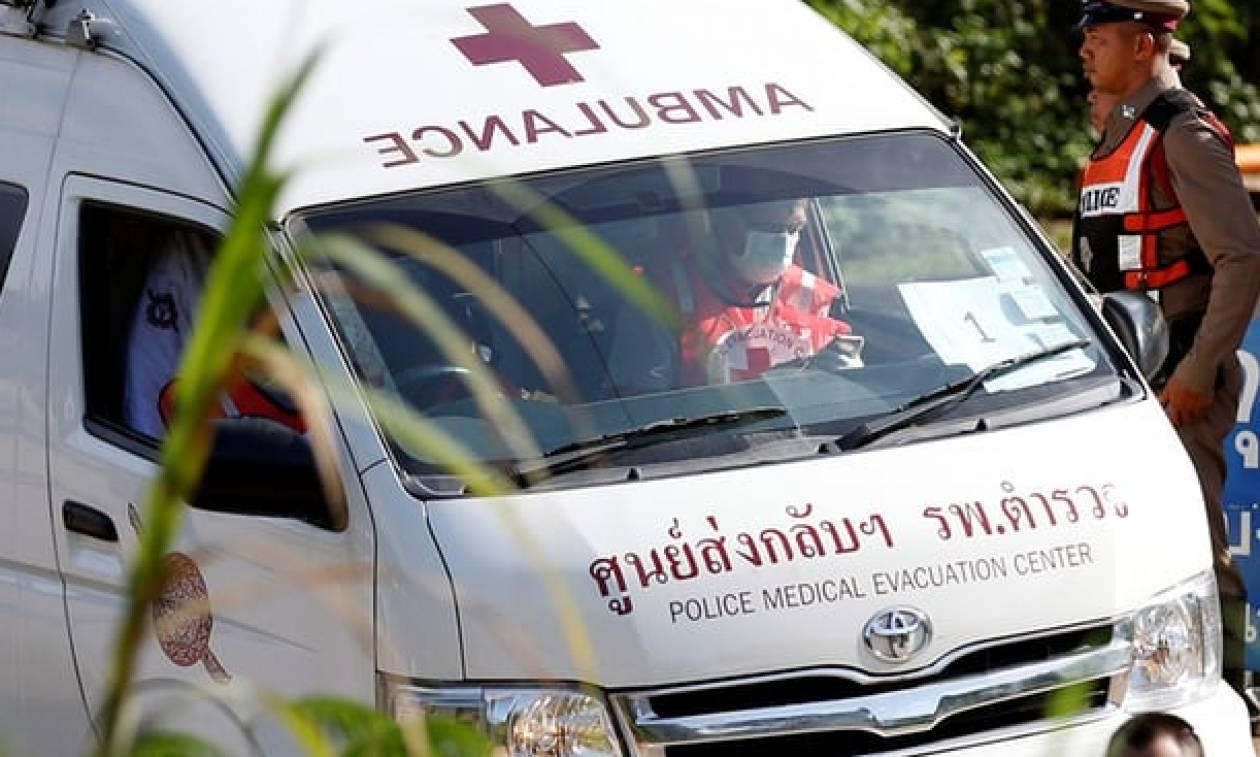 Ταϊλάνδη: Απεγκλωβίστηκε από το σπήλαιο και έβδομο παιδί
