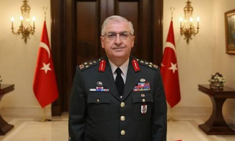 Τουρκία: Αυτός είναι ο νέος Αρχηγός του τουρκικού ΓΕΕΘΑ