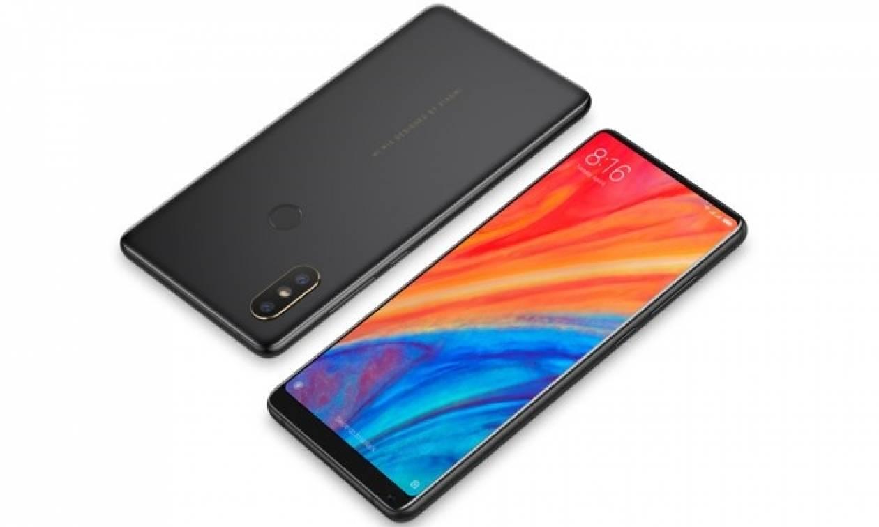 To Mi MIX 2S της Xiaomi είναι ένα smartphone που τα έχει όλα…
