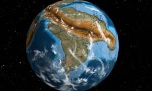 Εκπληκτικό: Δες πού βρισκόταν το σπίτι σου πριν από 500.000.000 χρόνια!