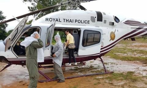 CNNi: Η επιχείρηση διάσωσης της Ταϊλάνδης σε τρισδιάστατη απεικόνιση
