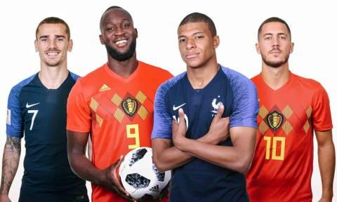 Μουντιάλ 2018: Ημιτελικά σαν… Euro