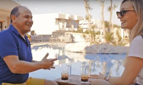 Μιλήσαμε με τον ιδιοκτήτη του μοναδικού ξενοδοχείου Ανταλλαγής Ζευγαριών στην Ελλάδα!