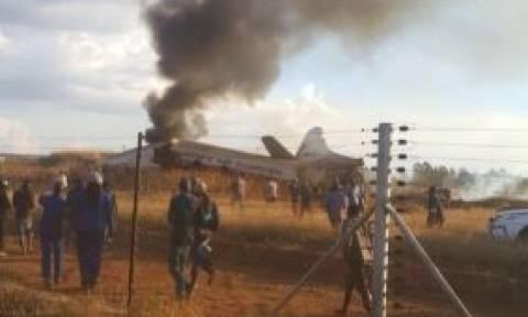 Νότια Αφρική: Ένας νεκρός και 19 τραυματίες από συντριβή αεροσκάφους (pics)