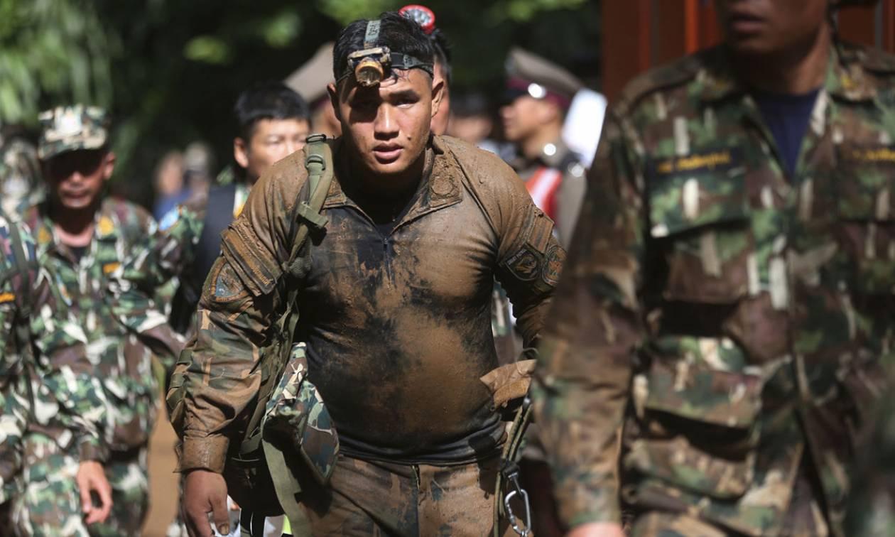 Ταϊλάνδη: Βγήκε σώος και ο τελευταίος δύτης από το σπήλαιο - φυλακή