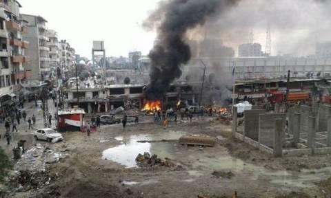 Συρία: Στους 14 οι νεκροί από την επίθεση βομβιστή-καμικάζι στη Ντεράα - Ανέλαβε την ευθύνη το ΙΚ