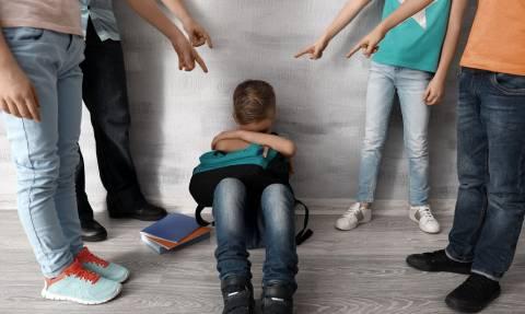 «Το Bullying στα παιδιά μας είναι ο καθρέφτης μια σάπιας κοινωνίας»