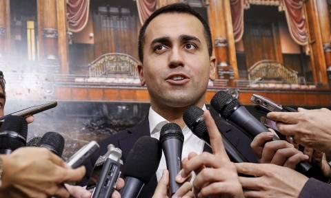 Ντι Μάιο: Δεν εξετάζουμε «plan B» για αποχώρηση της Ιταλίας από την Ευρωζώνη