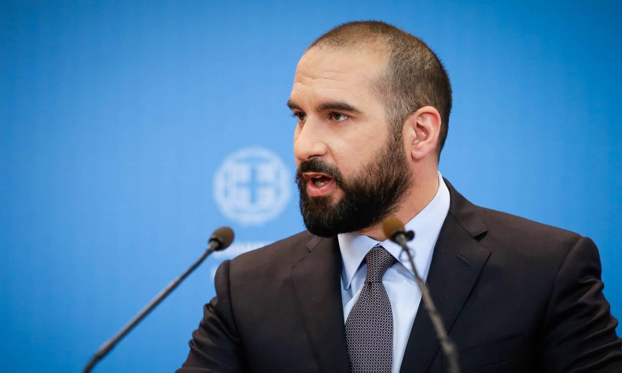 Τζανακόπουλος για Ρώσους διπλωμάτες: Δεν δεχόμαστε συμπεριφορές που δεν σέβονται το Διεθνές Δίκαιο