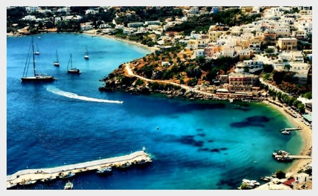 Ο Guardian βρήκε το ελληνικό νησί που θυμίζει περισσότερο από τα άλλα Ιταλία