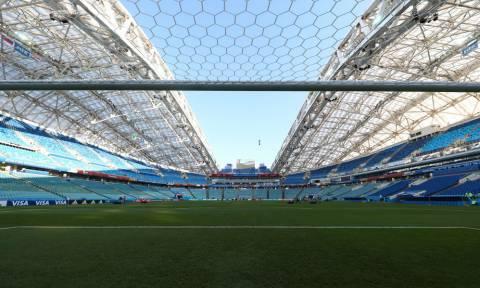Παγκόσμιο Κύπελλο Ποδοσφαίρου 2018: Εκεί θα μεταδοθεί ο δεύτερος ημιτελικός (pics+vid)