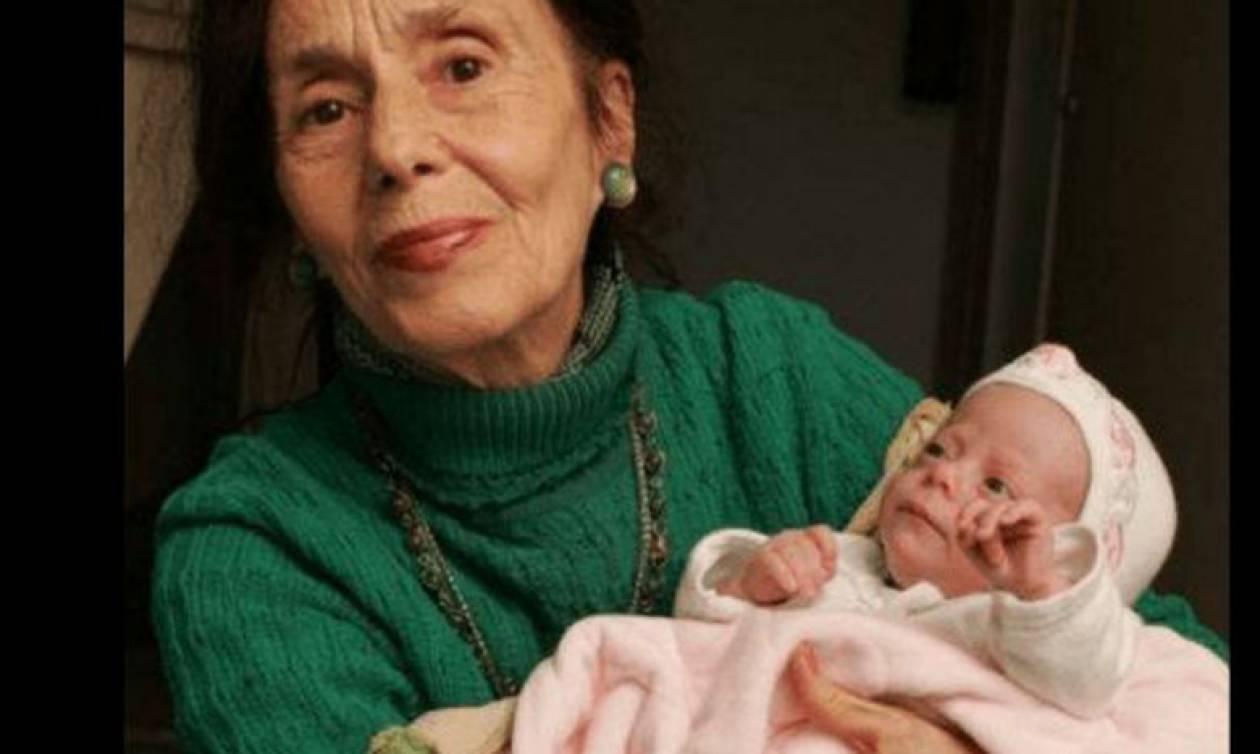 Αυτές είναι οι δέκα μεγαλύτερες σε ηλικία μητέρες