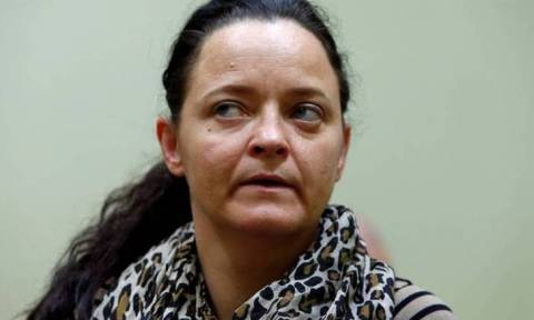 Γερμανία: Ισόβια στη νεοναζί Μπεάτα Τσέπε για το φόνο 10 ανθρώπων - Ανάμεσά τους και ένας Έλληνας