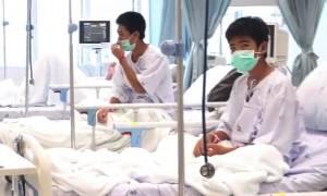 Ταϊλάνδη σπήλαιο: Από τι κινδυνεύουν πλέον τα παιδιά που διασώθηκαν