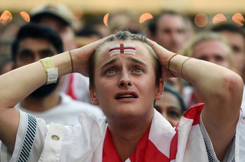 Μουντιάλ 2018 - Αποκλεισμός Αγγλίας: Ένα το συναίσθημα, πολλές οι εκφράσεις του (pics)