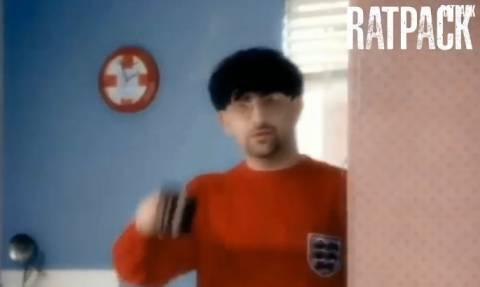 Τι δουλειά έχει η Πάολα με την Εθνική Αγγλίας; Δείτε το βίντεο και θα καταλάβετε...