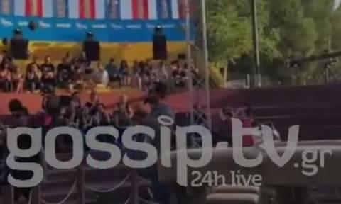 Survivor 2 Ημιτελικός: Η πλάκα του Τανιμανίδη επί σκηνής