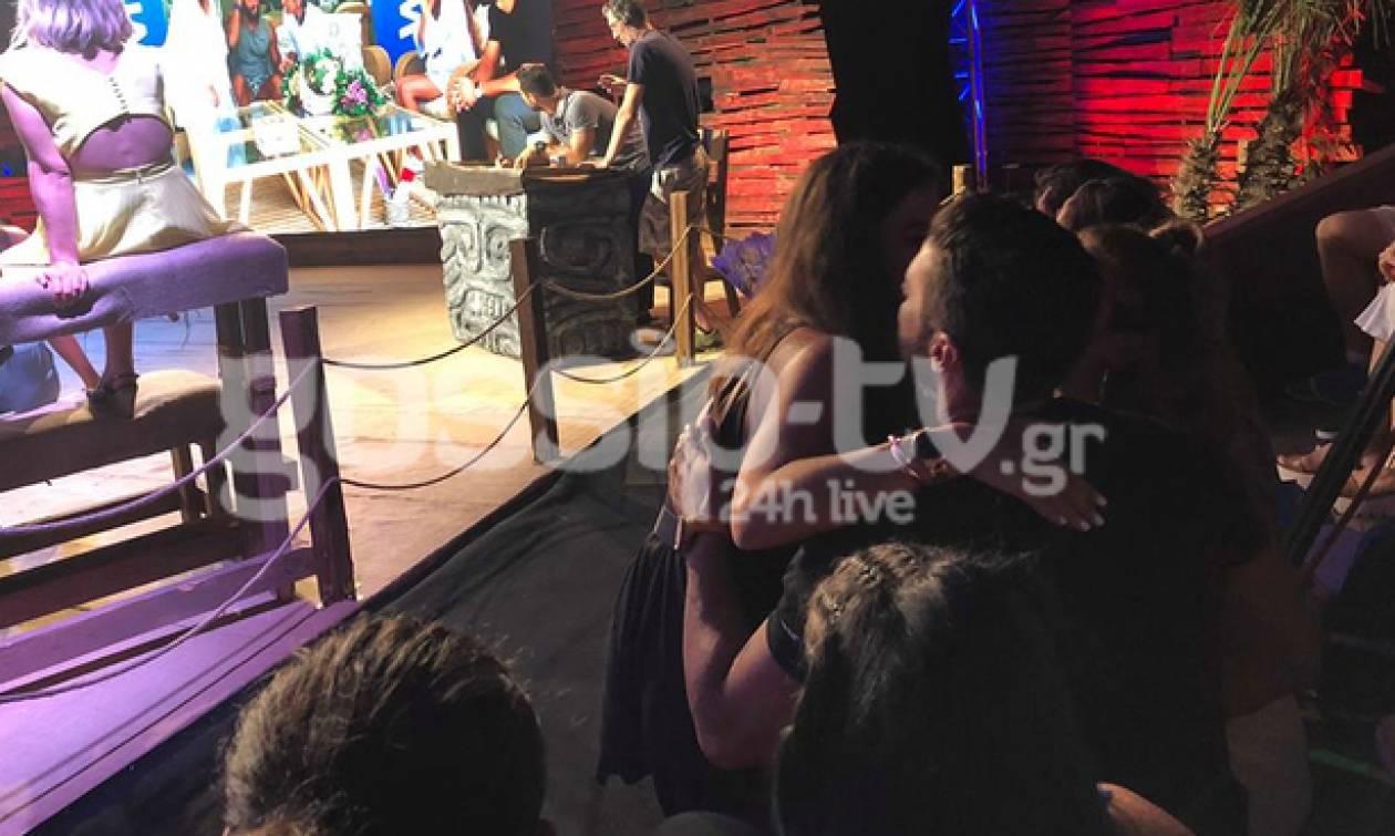 Survivor 2 Ημιτελικός: Τι έκανε η Μπόμπα την ώρα που βλέπατε το βίντεο του Γκότση;