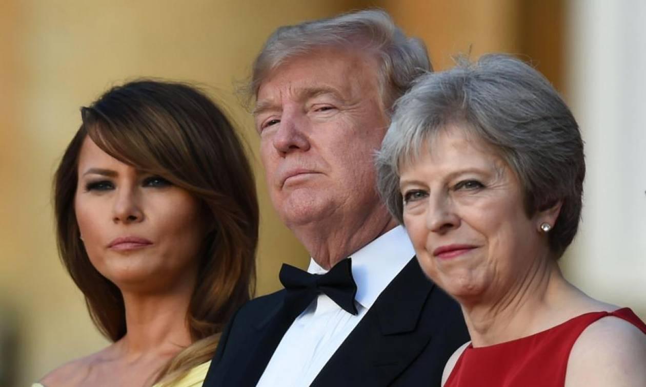 Τραμπ: To Brexit της Τερέζα Μέι «σκοτώνει» τη συμφωνία της Βρετανίας με τις ΗΠΑ