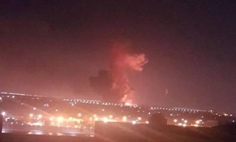 Σε κατάσταση συναγερμού η Αίγυπτος: Στους 12 οι τραυματίες από την ισχυρή έκρηξη στο Κάΐρο (Vids)