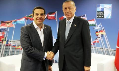 «Ναυάγιο» στη συνάντηση Τσίπρα – Ερντογάν: Τι θα γίνει με τους Έλληνες στρατιωτικούς
