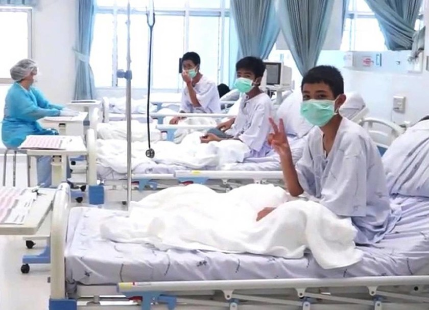 Ταϊλάνδη: Πήγαν για μια ώρα κι έμειναν 18 ημέρες - Νέες λεπτομέρειες για τα εγκλωβισμένα παιδιά