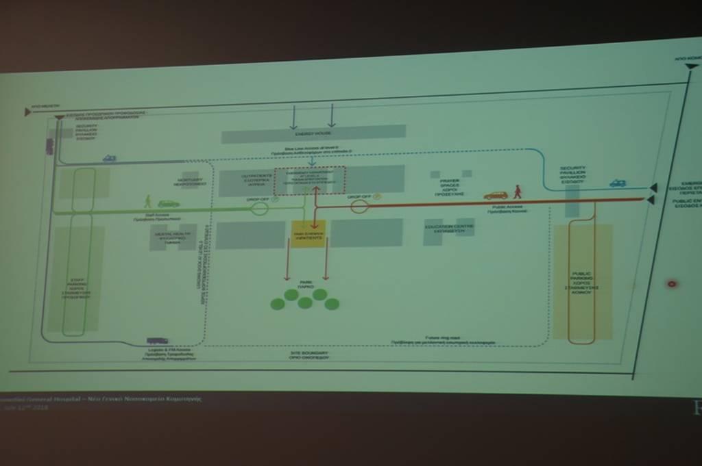 «Πρότυπο» το νέο Γενικό Νοσοκομείο Κομοτηνής – Δείτε τα σχέδια του Ρέντσο Πιάνο (pics)