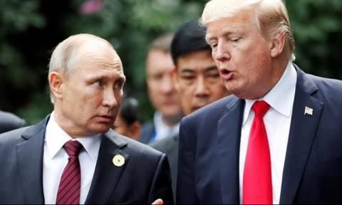 «Ο Τραμπ είναι ένας εταίρος για τη Ρωσία» - Βάσει προγράμματος η συνάντηση με Πούτιν