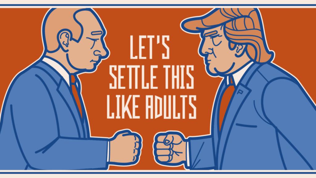 Αυτή η μπίρα κυκλοφόρησε ειδικά για τη συνάντηση Τραμπ – Πούτιν και ήδη κάνει «πάταγο» (Pics+Vid)