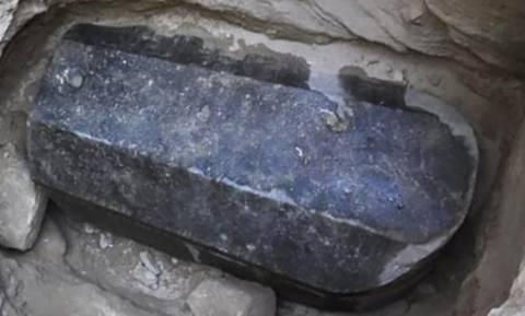 Ο Μέγας Αλέξανδρος και το μυστήριο με την τεράστια σαρκοφάγο στην Αίγυπτο