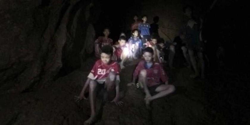 Ταϊλάνδη: Οι διασώστες βρήκαν τα 12 αγόρια επειδή τα... μύρισαν