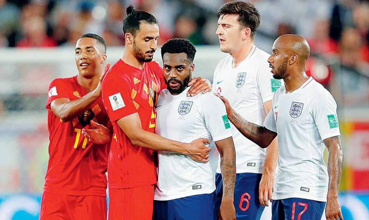 Μουντιάλ 2018: Ο τελικός της… παρηγοριάς για Αγγλία και Βέλγιο
