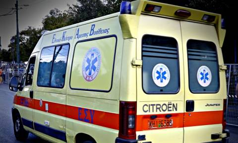 Τραγωδία στα Τρίκαλα: Τοιχίο καταπλάκωσε και σκότωσε 80χρονη