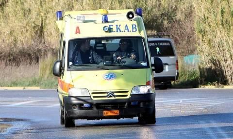 Ημαθία: Νεκρός 35χρονος οδηγός μοτοσικλέτας
