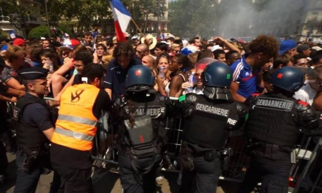 Μουντιάλ 2018: Σοβαρά επεισόδια πριν την έναρξη του τελικού (pics)