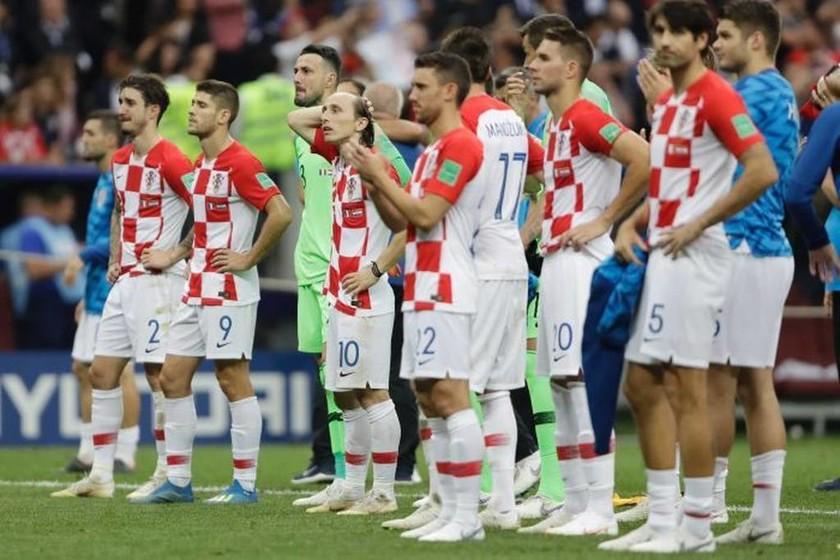 Μουντιάλ 2018: Στενοχώρια, αλλά και περηφάνια για την Κροατία (vid)