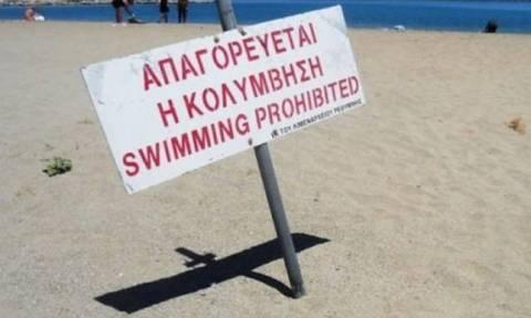 SOS: Δείτε ποιες είναι οι ακατάλληλες παραλίες για κολύμπι στην Αττική (photos)