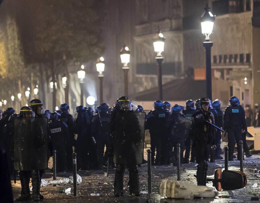 Μουντιάλ 2018: «Ματωμένοι» πανηγυρισμοί στη Γαλλία - Δύο νεκροί και αρκετοί τραυματίες (pics)