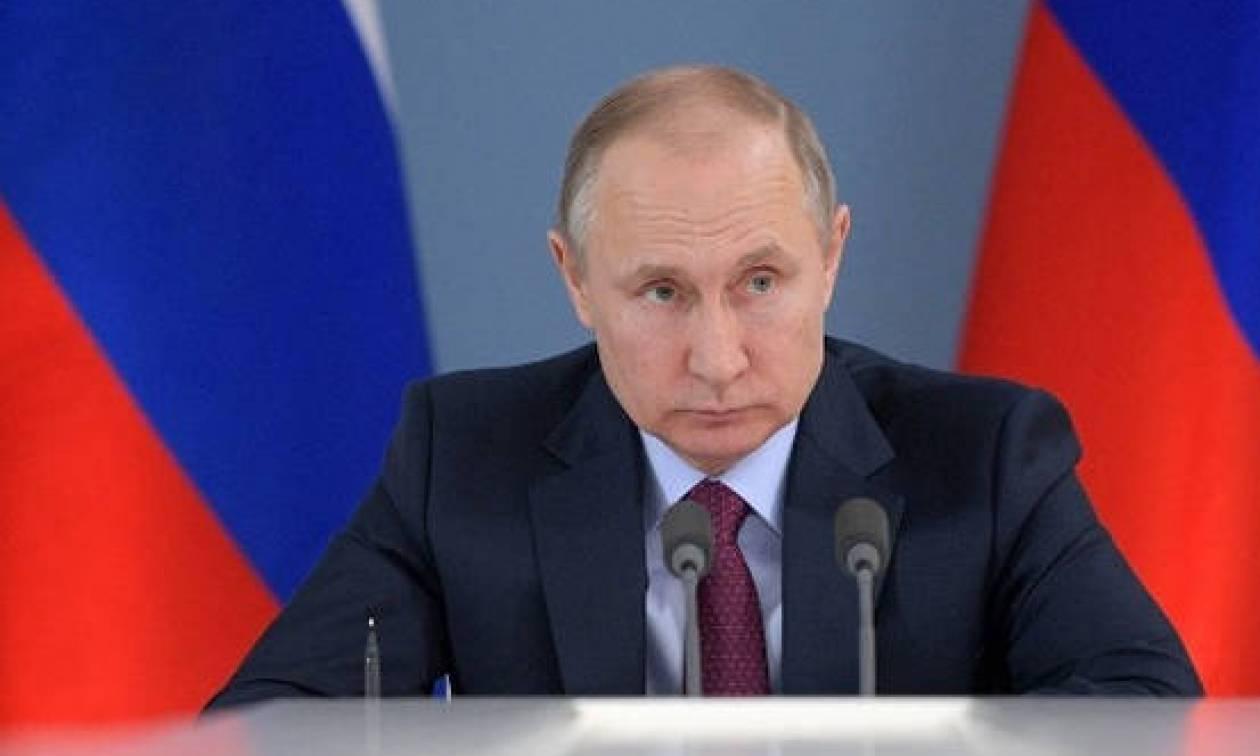 Πούτιν: 25 εκατομμύρια κυβερνοεπιθέσεις δέχτηκε η Ρωσία στο Μουντιάλ
