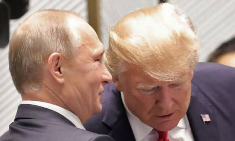 Άρχισαν τα όργανα: Το καυστικό tweet του ρωσικού ΥΠΕΞ εναντίον του Τραμπ