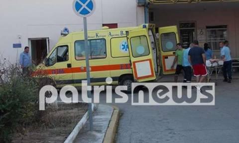 Αμαλιάδα: 21χρονος πήδηξε από τον δεύτερο όροφο του σπιτιού του
